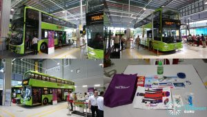 Seletar Bus Depot Carnival - Highlights