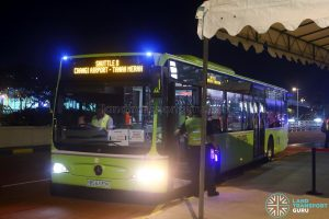 Tower Transit Mercedes Benz Citaro (SBS6339K) - Shuttle 8