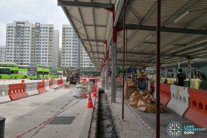 Enhancement of Punggol Bus Interchange - Berth B3 Renovation Works