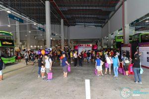 Seletar Bus Depot Carnival - Overview