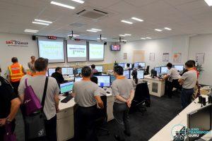 Bus Operations Control Centre - Seletar Bus Depot
