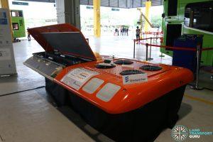Eberspacher Air-conditioning unit