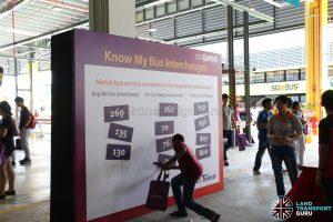 Seletar Bus Depot Carnival - Know My Bus Interchanges