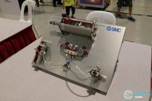 SMC Door Circuit