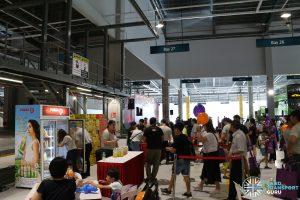 Seletar Depot - Light Refreshment Booths