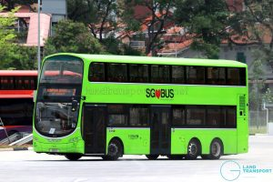 Service 2 - Go-Ahead Singapore Volvo B9TL Wright (SBS1Z)