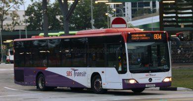 Service 804 - SBS Transit Mercedes-Benz O530 Citaro (SG1147S)
