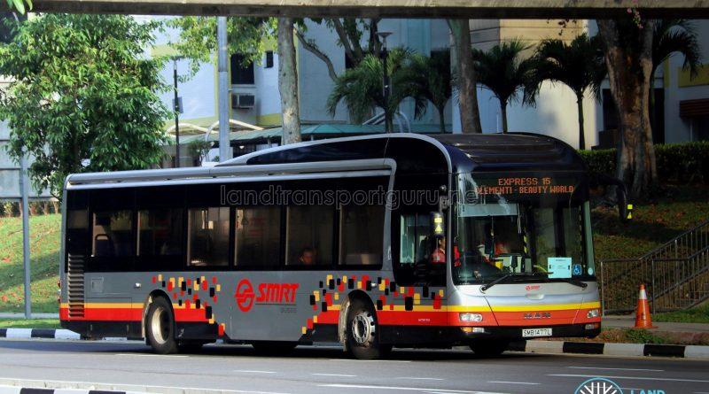 Express 15: SMRT MAN NL323F (SMB1477L)