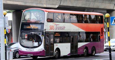 Shuttle 7 - SBS Transit Volvo B9TL Wright (SBS3009H)