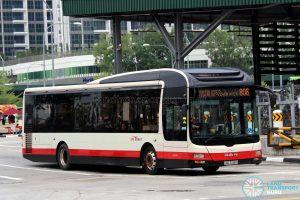 Service 806 - SBS Transit MAN A22 (SMB3088M)