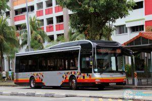 Service 806 - SBS Transit MAN A22 (SMB3102E)