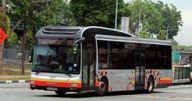 Service 852 - SBS Transit MAN A22 (SMB3108P)