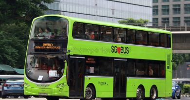 Shuttle 1 - Go-Ahead Volvo B9TL Wright (SBS3303H)