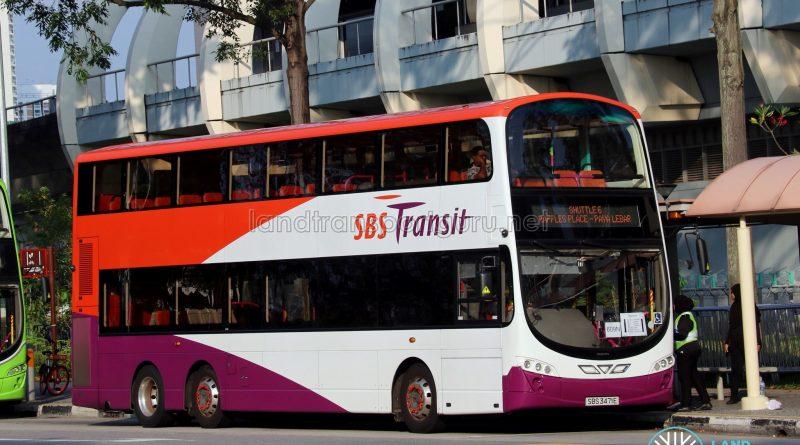 Shuttle 6 - SBS Transit Volvo B9TL Wright (SBS3471E)