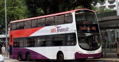 Service 145 - SBS Transit Volvo B9TL Wright (SBS3912A)
