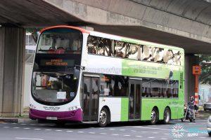 Express 13 - SBS Transit Volvo B9TL Wright (SBS3966U)