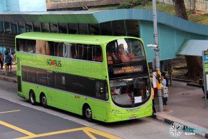 Express 15 - SMRT Volvo B9TL Wright (SG5578E)