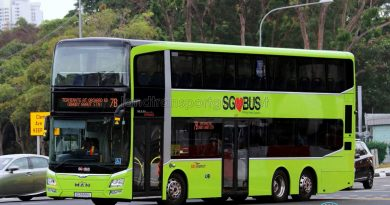 SBS Transit MAN A95 (SG5898G) - Service 7B