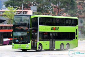 Service 12e - Go-Ahead Singapore MAN A95 (SG5904Y)