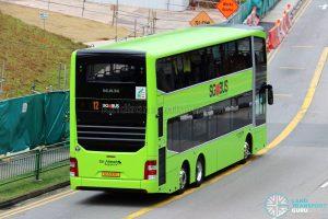 Service 12 - Go-Ahead Singapore MAN A95 (SG5908L)