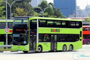 Service 12e - Go-Ahead Singapore MAN A95 (SG5908L)