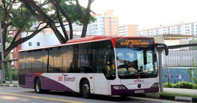 Express 13 - SBS Transit Mercedes-Benz O530 Citaro (SBS6223K)