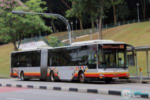 Service 806 - SBS Transit MAN A24 (SMB8007P)