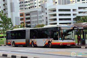 Service 804 - SBS Transit MAN A24 (SMB8009J)
