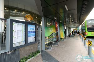 Airbitat Oasis Smart Bus Stop (Interactive Panels)