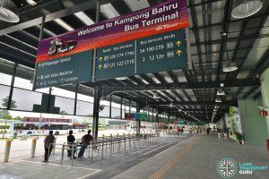 Kampong Bahru Bus Terminal - Berth B4
