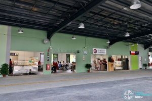 Kampong Bahru Bus Terminal - NTWU Canteen
