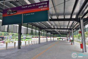 Kampong Bahru Bus Terminal - Alighting Berth