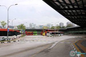 Kampong Bahru Bus Terminal - Bus Parking Lots