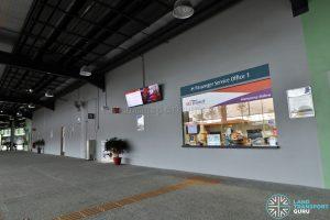 Kampong Bahru Bus Terminal - SBS Transit Passenger Service Office