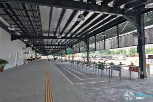 Kampong Bahru Bus Terminal - Passenger Concourse
