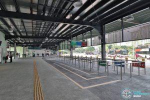 Kampong Bahru Bus Terminal - Berth B1