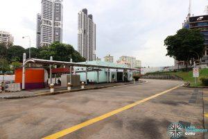 New Bridge Road Bus Terminal - Main Terminal Building