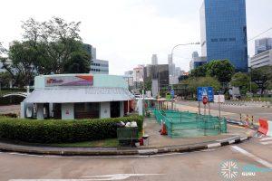 New Bridge Road Bus Terminal - Exit to Eu Tong Sen Street