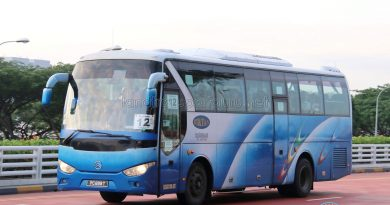 Express 12 - Operated by BT & TAN Transport (PC899T)