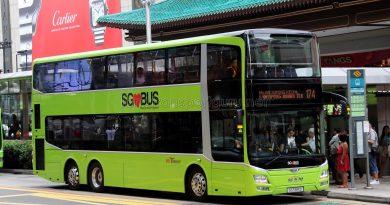 Service 174 - SBS Transit MAN A95 (SG5881D)