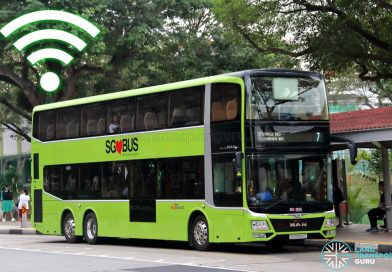 Free Wi-Fi now available on 3-Door MAN Double-Decker Bus