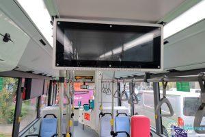 MAN A22 (Euro 6) - Passenger Information Display System