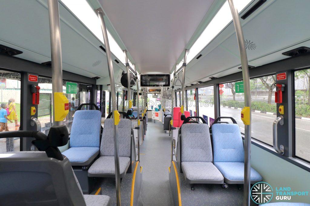 MAN A22 (Euro 6) - Interior (Rear to Front)