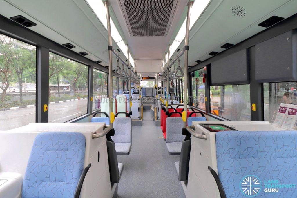 MAN A22 (Euro 6) - Interior (Front to Rear)