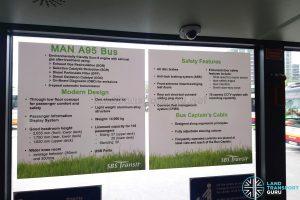 MAN A95 (Euro 6) -Information Sheet