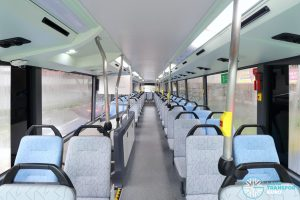 MAN A95 (Euro 6) - Upper deck (Front to Rear)