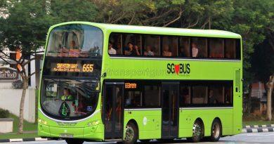 City Direct 665 - Tower Transit Volvo B9TL Wright (SBS3412B)