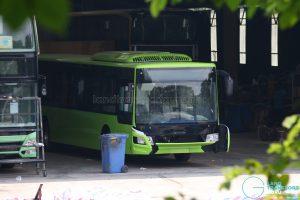 MAN A22 Euro 6 Assembly at Gemilang Coachworks