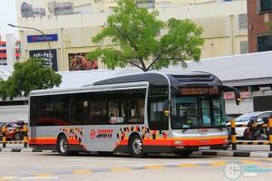 SMRT MAN A22 (SMB3044P) - Service 969