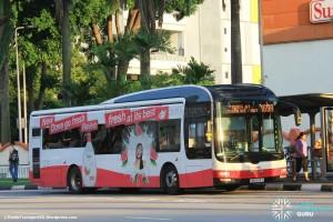 SMRT MAN NL323F (SMB344T) - Service 169A